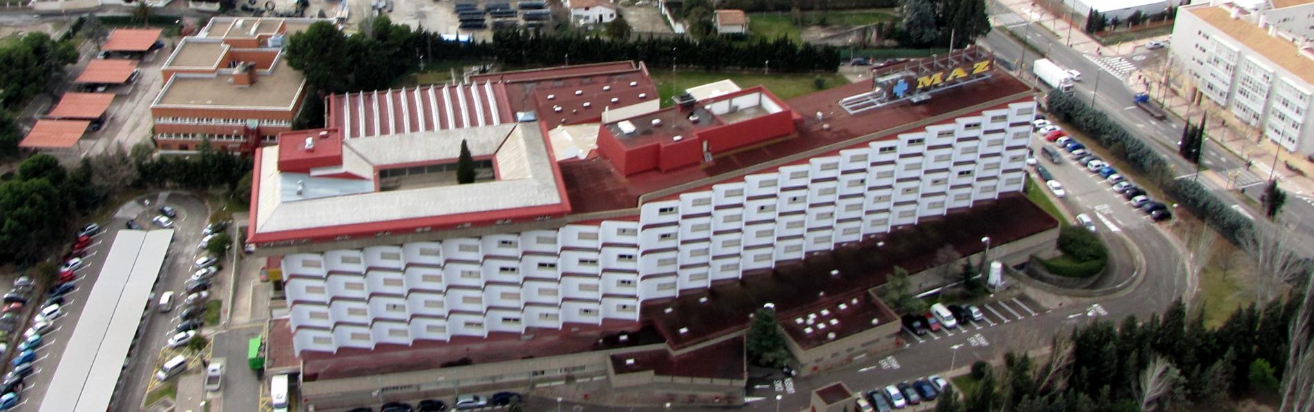 Hospital MAZ- Zaragoza